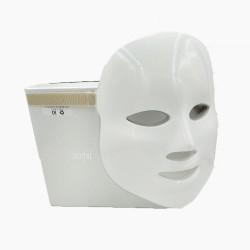 LED Μάσκα φωτοθεραπείας προσώπου 7 χρωμάτων & 150 λυχνίες led SML-001